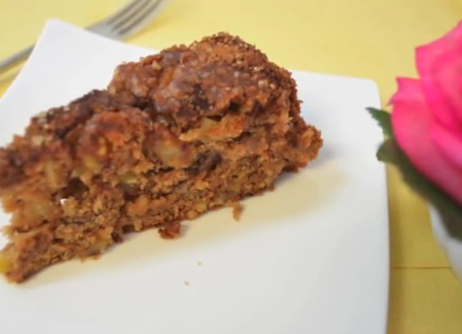 Apple Cake Vegan