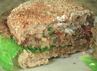 Ultimate Mushroom Burger Recipe