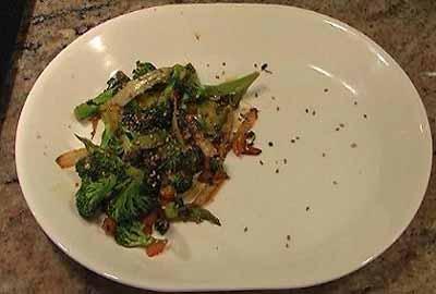 Cooking with Brad: Thai Chili Basil Stir Fry