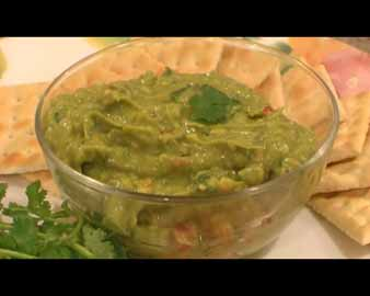 Cooking with Brad: Guacamole