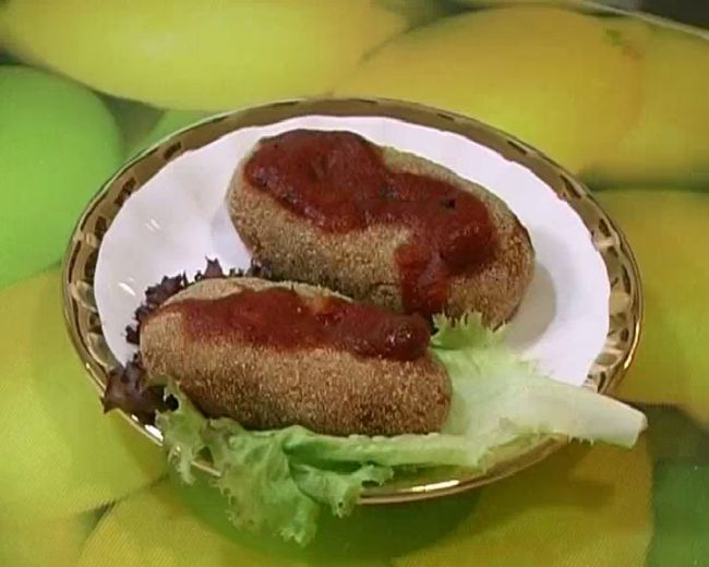 Potato Burgers